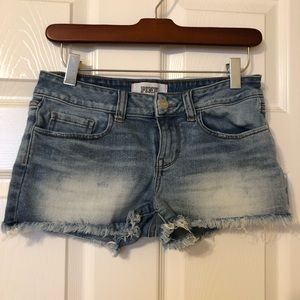 Pink Victoria's Secret denim short